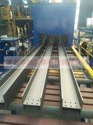 钢结构抛丸清理机,钢结构抛丸除锈